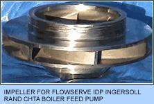 API Pump Replacement Parts - Quality Pump Parts, Houston, TX